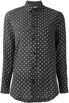 Saint Laurent star print shirt - women - Cotton - S