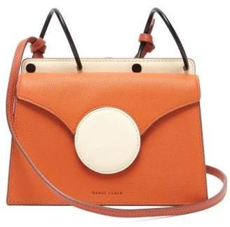 Danse Lente Phoebe Mini Pebbled Leather Bag - Womens - Orange Multi