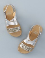 Boden Glitter Sandals