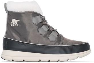 Sorel Explorer Carnival ankle boots