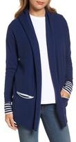 Vineyard Vines Women's Hooded Open Front Cardigan