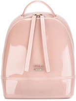Furla small zipped backpack