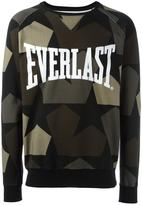 Ports 1961 camouflage print sweatshirt - men - Cotton - XS