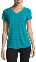 Xersion Short-Sleeve Textured T-Shirt