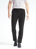 Banana Republic Tailored Slim Non-Iron Cotton Pant