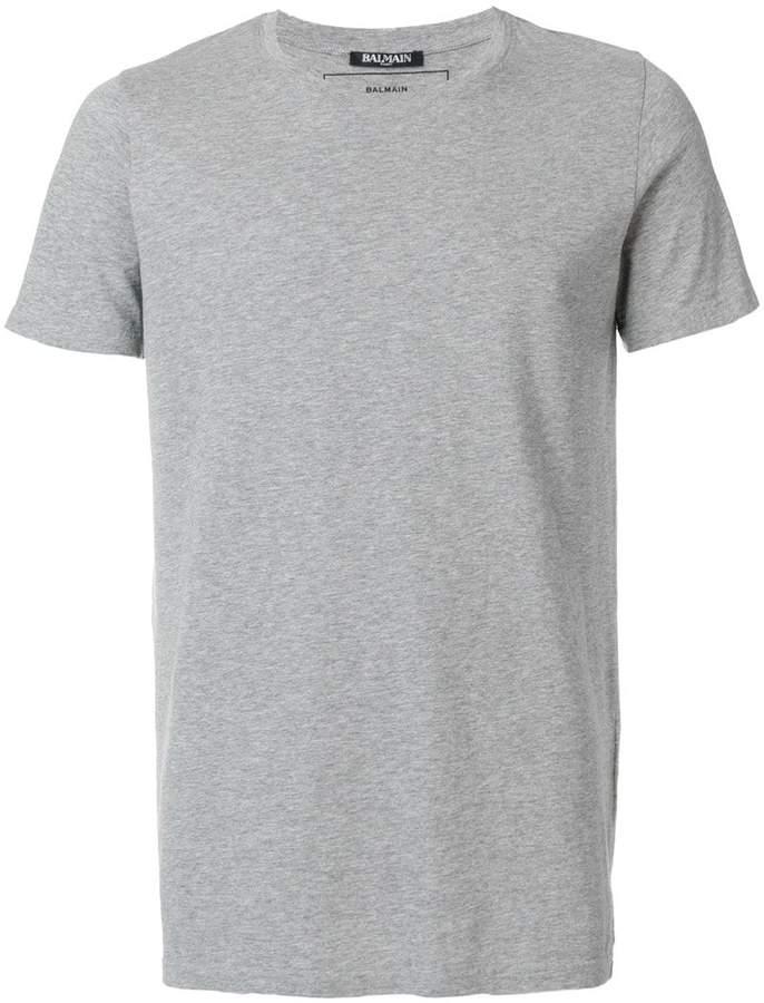 Balmain classic crew neck T-shirt set