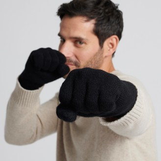 Naadam Signature Cashmere Gloves