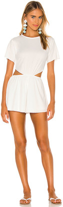 Lovers + Friends Kyle Cut Out Romper