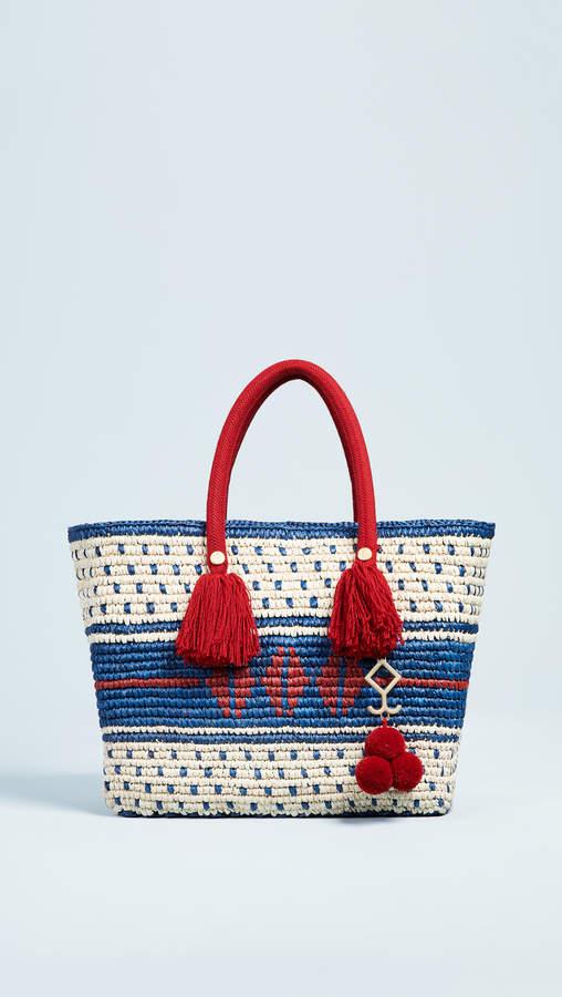 Yosuzi Roja Tote Bag