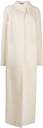 Gianfranco Ferré Pre-Owned 2000s Wool Maxi Coat