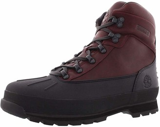 Timberland Men's Euro Hiker Shell Toe WP Winter Boot