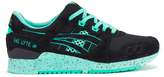 Asics Women's GelLyte III 'Bright Pack' Trainers - Black
