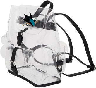 Northwest Company The San Jose Sharks Lucia Clear Backpack