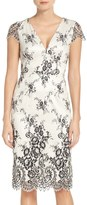 French Connection Lace Sheath Dress