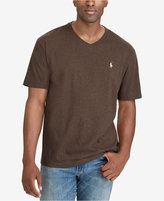 Polo Ralph Lauren Men's Big & Tall Classic-Fit V-Neck T-Shirt