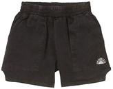 Tiny Whales Rockaway Shorts (Toddler/Little Kids/Big Kids) (Mineral Black) Girl's Shorts