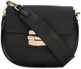 Furla small Club saddle bag - women - Leather - One Size