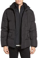Andrew Marc Vinalhaven Quilted Down & Feather Fill Jacket