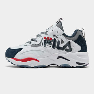 Fila Men's Ray Tracer Graphic Casual Shoes