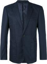 Hardy Amies 'Hopsack' blazer