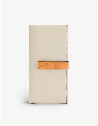 Loewe Large Vertical leather wallet