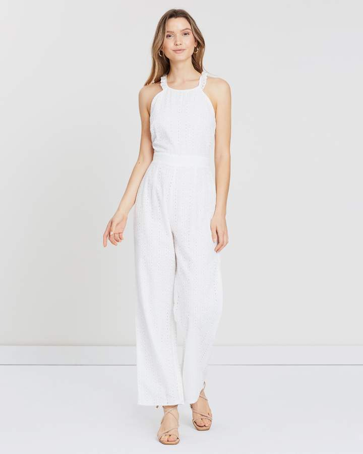 Atmos & Here Billy Broidery Jumpsuit