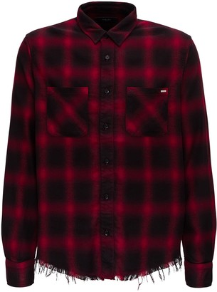 Amiri Core Shadwow Plaid Shirt