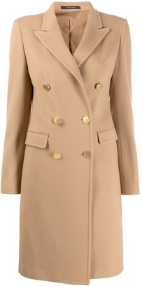 Tagliatore Double-Breasted Coat