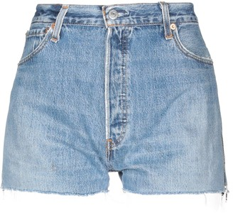 Levi's RE/DONE with Denim shorts