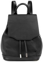 Rag & Bone Pilot Mini Grained Leather Backpack