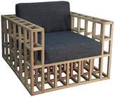 CFC Quadrant Club Chair - Gray