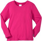 City Threads Basic Tee (Toddler/Kid) - Hot Pink-2T