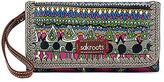 Sakroots Women's Artist Circle Tech Wallet Crossbody