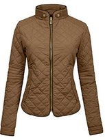 Apparel Sense A.S Womens Lightweight Quilted Zip Jacket/Vest