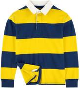 Ralph Lauren Pony striped polo