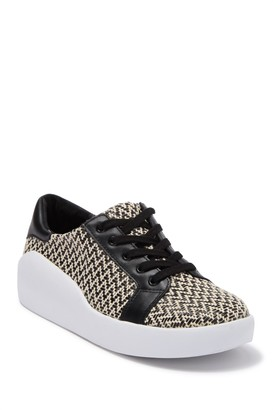 Kelsi Dagger Brooklyn Solo Leather Low Top Sneaker