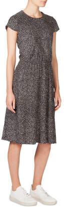 Skin and Threads Elastic Waist Dress