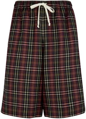 Gucci Oversized Basketball Shorts