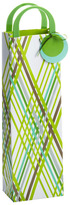 Container Store Green Lines Bottle Tote