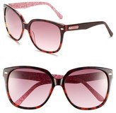 Lilly Pulitzer 'Courtney' 58mm Sunglasses
