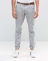 Esprit Garment Dye Chinos Pants in Slim Fit