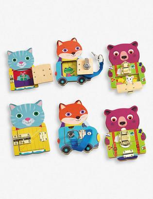 Djeco Locktou wooden toys