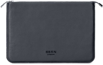 Been London Dalston Laptop Case 13' in Black Sand