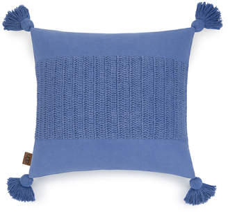 UGG Crochet Canvas Pillow