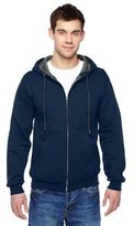 Fruit of the Loom SF73 Men's Full-Zip Hooded Sweatshirt - JNavy - XL
