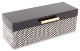 Thumbnail for your product : 8 Oak Lane Black Lacquer Jewelry Box