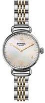 Shinola The Canfield Watch Gift Set, 32mm