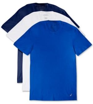 Nautica Men's 3-Pk. Cotton Undershirts