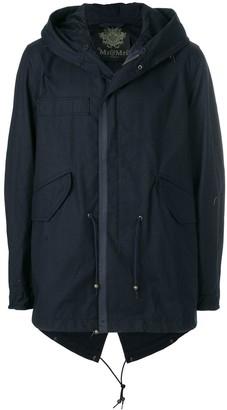 Mr & Mrs Italy Classic Short Parka Coat