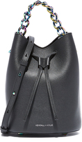 KENDALL + KYLIE Ladie Mini Bucket Bag